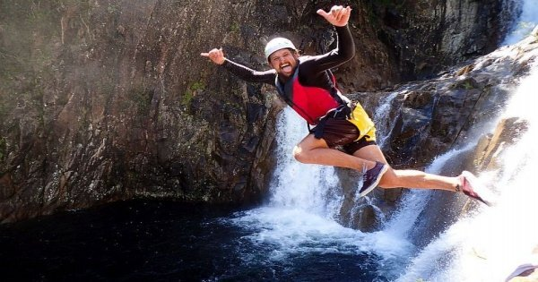 Canyoning and Waterfalls Tour from Cairns