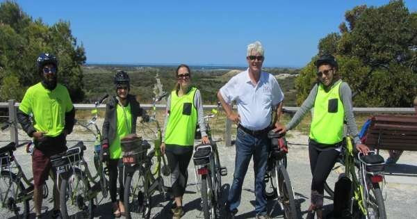 Perth Electric Bike ECO Tours