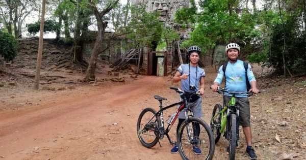 Bike Tour: Angkor Wat Full Day Tour