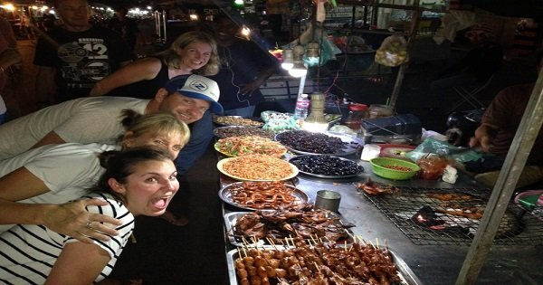Foodie Adventure in Phnom Penh