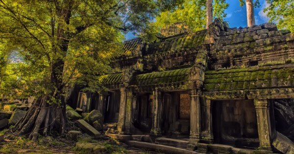Full Day Phnom Chisor & Tonle Bati Private Tour