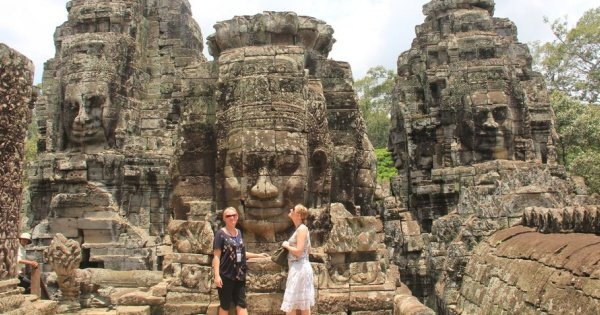 The Highlights of Angkor on a Private Full Day Tour