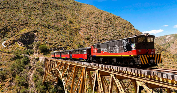 Avenue of the Volcanoes with Devils Nose Train - 2 Days