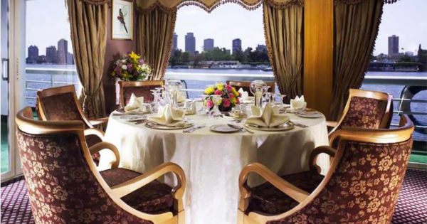 Cairo Cruise Lunch on the 5 Star Nile Cruise