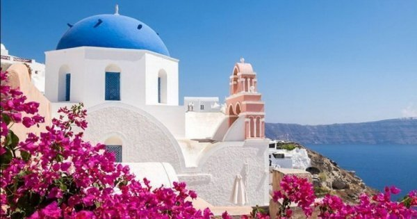 Private Shore Excursion: Best of Santorini Custom Tour