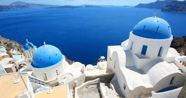 Santorini Best of Highlights Private Tour