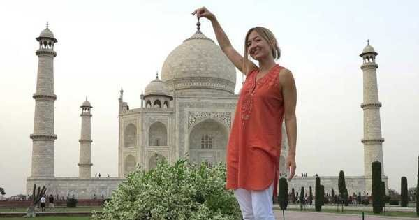 Private Taj Mahal Tour by Train from New Delhi