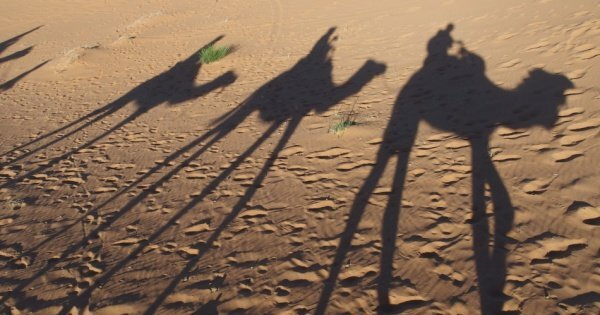 2 Days Desert Tour From Fez With Camel Ride and Overnight in Desert Camp