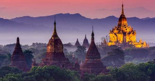 Bagan Day Tour