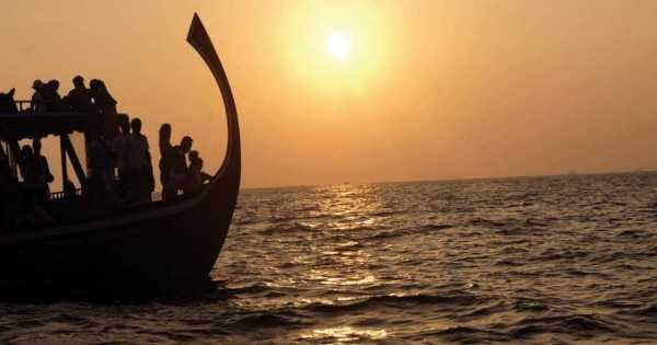Muscat Sunset Dhow Cruise