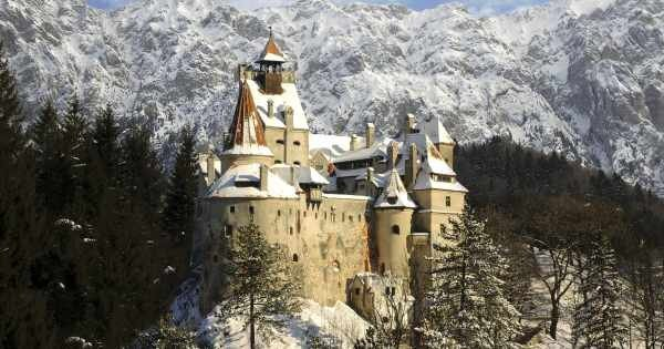 Bram Stocker's Dracula Castle Tour