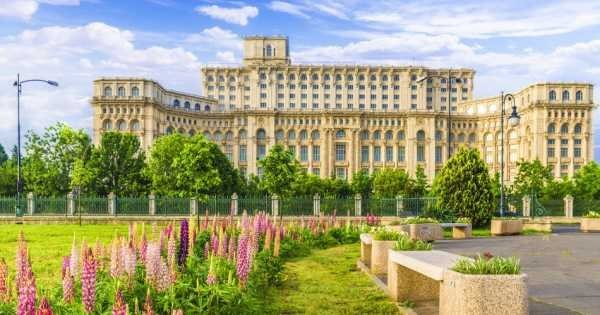Half Day Tour of Bucharest
