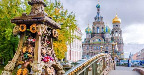 Private Prime Tour of St Petersburg