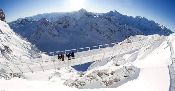 Titlis - Eternal Snow and Glacier