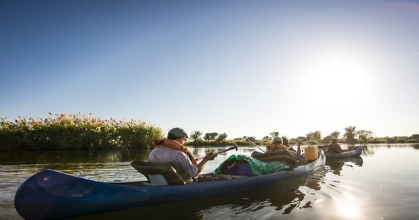5 Nights/6 Days Great Zambezi Canoeing Safari